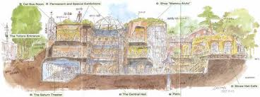 plan maison hobbit
